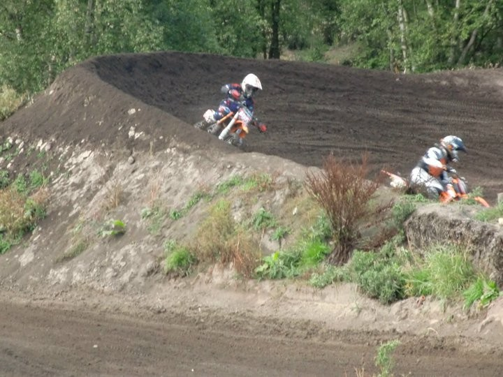 Leisure Lakes Motocross Track, click to close